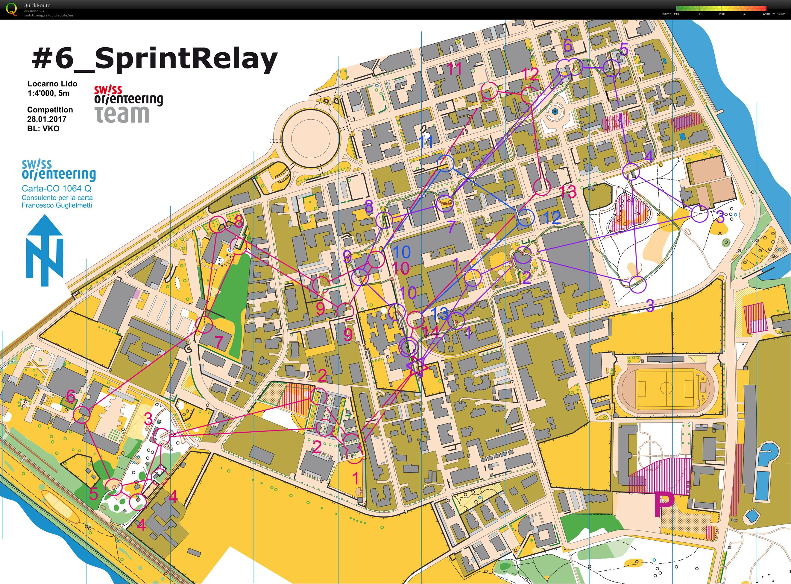 "Sprint relay *chase start"" (2017-01-28)"